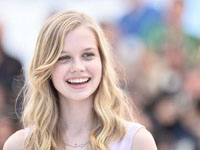 """CANNES, FRANCE - MAY 15: Actress Angourie Rice attends """"The Nice Guys"""" photocall during the 69th annual Cannes Film Festival at the Palais des Festivals on May 15, 2016 in Cannes, France. (Photo by Pascal Le Segretain/Getty Images)"""