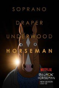 bojack-horseman-s3 poster