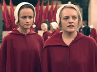 The Handmaid's Tale golden globe