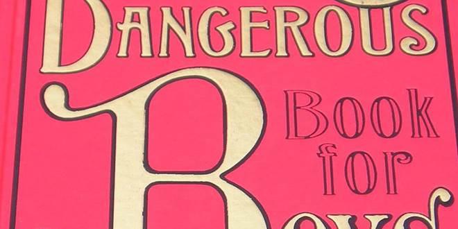 the dangerous book for boys bryan cranston