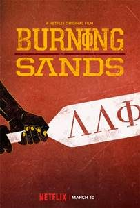 burning sands drama netflix