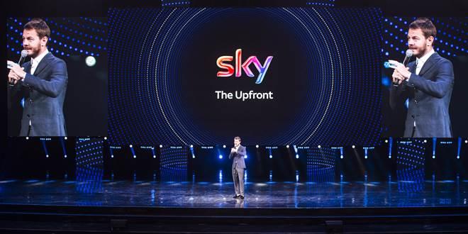 sky upfront
