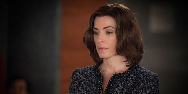 Julianna Margulies dietland
