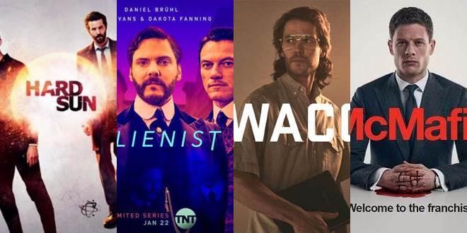 gennaio serie tv poster
