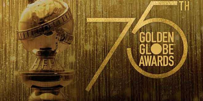 golden globe 2018