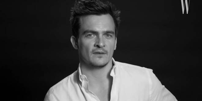 rupert friend strange angel