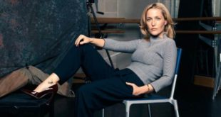 gillian anderson Sex Education
