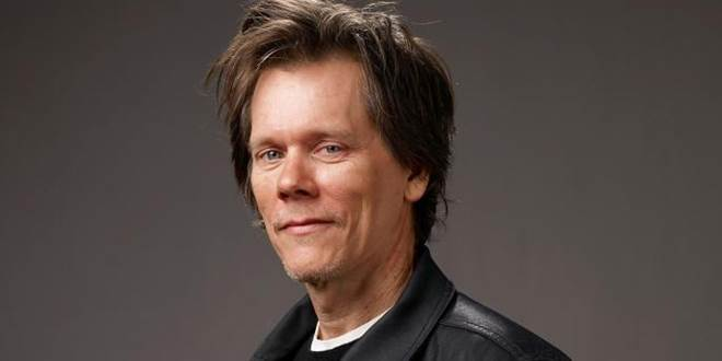 Kevin Bacon City on a hill