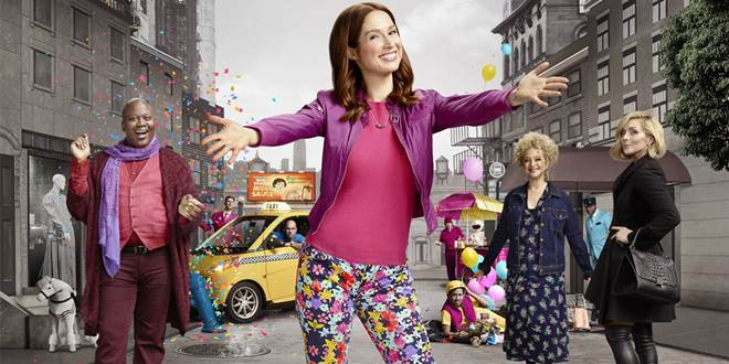 Unbreakable Kimmy Schmidt 4