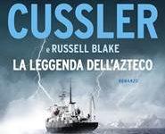 la leggenda dell'azterco Clive Cussler