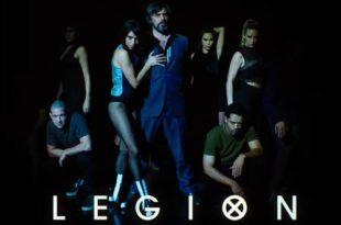 Legion rinnovo 3 stagione