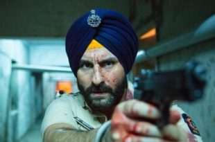 Sacred games trailer