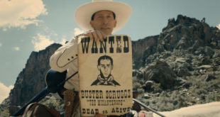 The Ballad of Buster Scruggs La ballata di Buster Scruggs