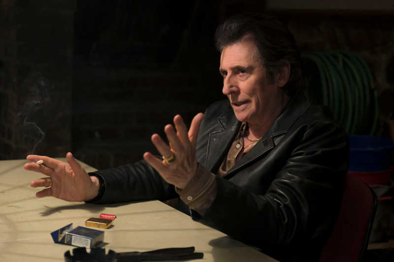 Gabriel Byrne Maniac