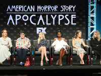 American Horror Story Apocalypse il cast