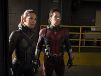 Ant-Man and the Wasp Paul Rudd Evangeline Lilly