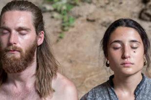 Arianna Fontana e Reinout Scholten van Aschat in Capri-revolution