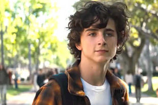 Beautiful Boy Chalamet