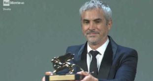 Alfonso Cuaron Venezia 75