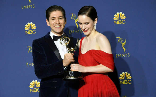Emmy Awards La fantastica signora Maisel