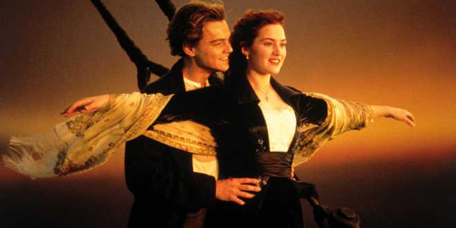 Titanic Winslet Di Caprio