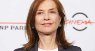 Isabelle Huppert, primo piano, Rff13