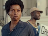 Taraji P. Henson, primo piano, The best of enemies