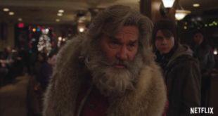 Qualcuno salvi il Natale Kurt Russel