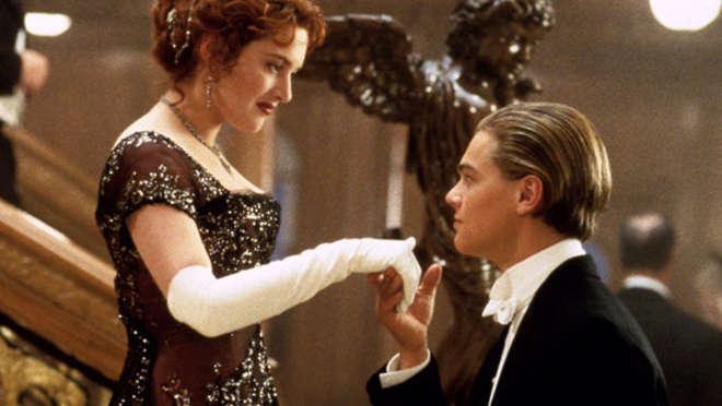 Kate Winslet Leonardo Di Caprio