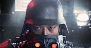 Illang: uomini e lupi copertina, Kang Dong-won