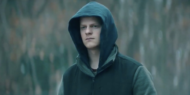 Lucas Hedges in Ben is Back