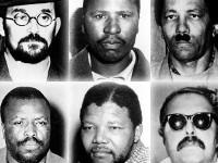 Mandela e gli altri imputati