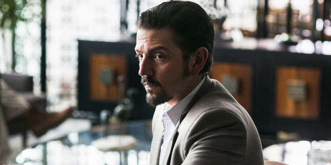Diego Luna in Narcos Messico