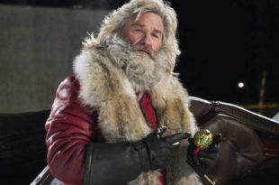 Kurt Russell in Qualcuno salvi il Natale