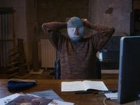 Eric Cantona è un artista contemporaneo in Ulysse et Mona