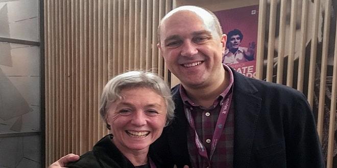 Christopher Bird e Lynne Wake registi dei due documentari sui Queen