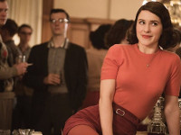 Rachel Brosnahan in La fantastica signora Maisel