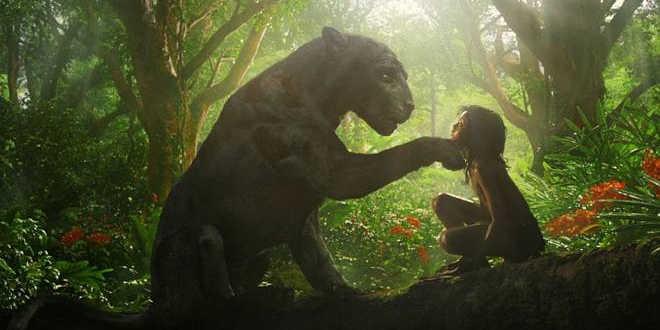 Mowgli, Bagheera, giungla