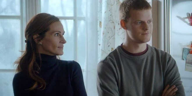 Julia Roberts e Lucas Hedges in Ben is Back