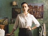 Brie Larson ne Il castello di vetro
