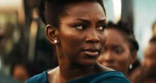 Lionheart, Genevieve Nnaji, cover