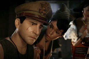 Una scena di Benvenuti a Marwen Home video