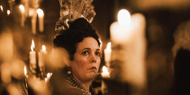 The Favourite ai BAFTA 2019