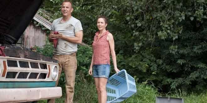 Kevin Costner e Diane Lane nel cast di Let Him Go