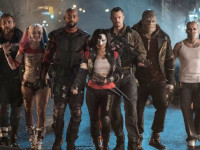 Suicide Squad Cover James Gunn