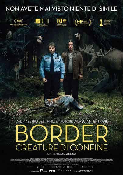 Border: il poster ufficiale
