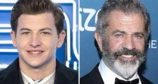 Tye Sheridan e Mel Gibson