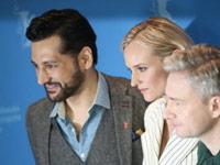 Il cast di The Operative alla Berlinale 69