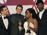 Oscar 2019: tutti i vincitori della 91a edizione degli Academy