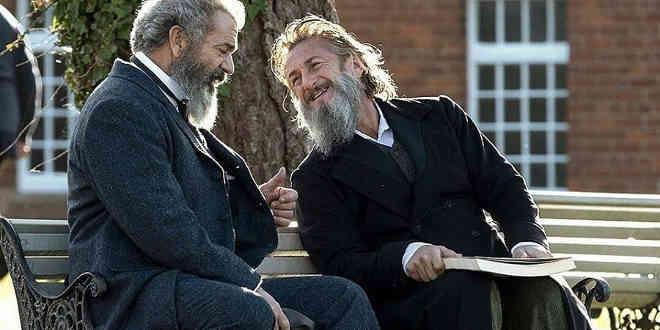 Mel Gibson e Sean Penn ne Il professore e il pazzo